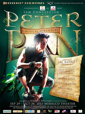 Pixie Dusts and Neverland: The Peter Pan Musical Experience (1/6)